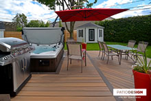 TimberTech Terrace by Patio Design inc.